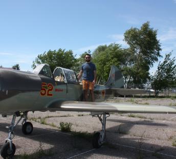 Наш Як-52