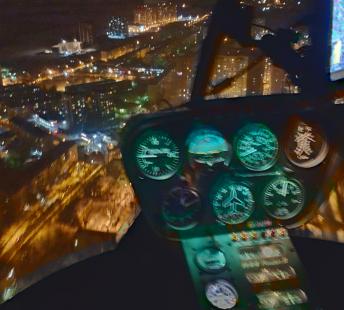 Бесподобные ночные полёты