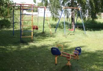 Аэродромная детская площадка