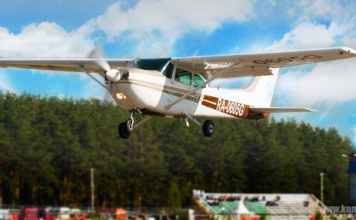 Полетать на самолёте Cessna 172 Skyhawk
