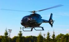 полет на вертолете в москве